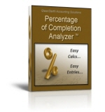 Percentage of Completion Analyzer